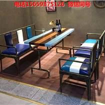 重庆餐厅?#30340;?#26700;椅 美式工业风休闲桌椅价格优惠