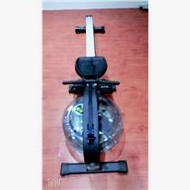 德钰-013水阻金属导轨划船器-可调速静音能坐立