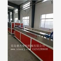 新型塑料建筑模板設備制造商