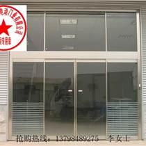 鹽田區維修玻璃門海沙小梅沙地彈簧玻璃門高配置