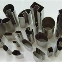 不锈钢凹槽管图片|不锈钢异型管规格|佛山不锈钢管厂