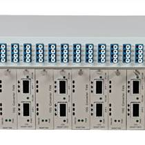 波分復用系統2U+1UWDM設備/6U機架,EDFA摻鉺光纖放大器