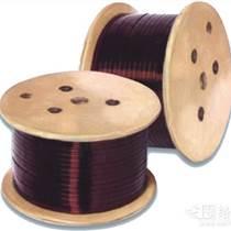 高温线高温漆包线耐高温220级聚酰亚胺漆包扁铜线