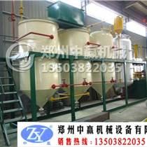 浙江山茶籽油精炼设备零售店