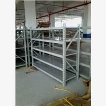 晉江貨架中型貨架倉庫貨架久盛貨架廠低價批發