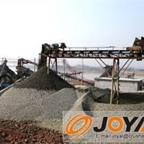 冲击式破碎机是砂石生产的必然选择