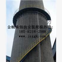 衢州市烟囱爬梯安装工程专业承包