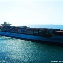 山东泰安到广东中山海运内贸运输公司