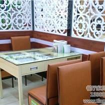 供应湖南厂家直销带抽屉自助式餐桌餐厅家具厂家定制