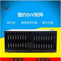 深圳圖約TOYUE 8進8出16進16出40進40出DVI矩陣