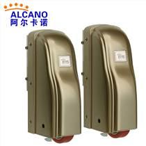 臨安伸縮門卷閘門工程使用電動遙控開門機
