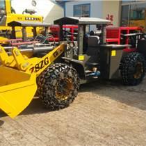 讲解矿井铲车使用方法矿井装载机如何使用寿命长