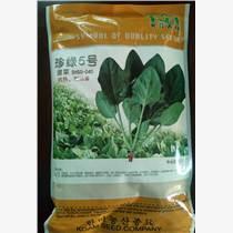 日本原裝進口大葉菠菜種子珍綠系列