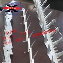 廠家直銷鍍鋅刺釘丨鍍鋅防爬刺釘