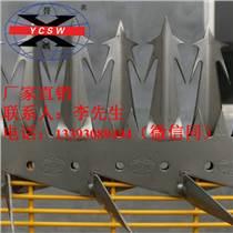 廠家直銷不銹鋼刺釘丨不銹鋼304刺釘丨不銹鋼防爬刺釘