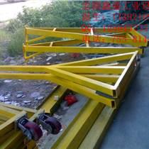 河源源盛龙门架YS435 河源源盛五金仓库龙门架 河源专业工程设计起吊5吨内机械设备