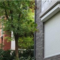湘联电动卷帘窗为你筑起一道城市风景线