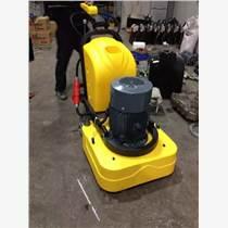 熱銷北辰區的四盤十二磨頭研磨機鋼化地坪專用打磨機
