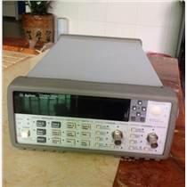 專業求購Agilent53132A銷售回收HP53132A通用頻率計