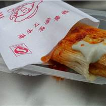 炸冷面卷臭豆腐技術配方醬料做法培訓