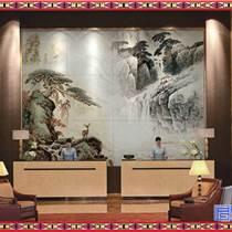 辰天陶瓷 高檔陶瓷壁畫 家居裝飾瓷板畫 山水花卉壁畫