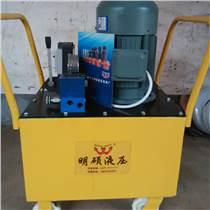 明碩液壓生產定制非標電動液壓站液壓動力站超高壓液壓泵站電動液壓油泵