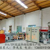 熱熔膠膜機,TPU熱熔膠膜機