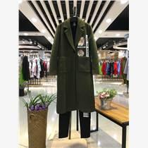 廣州新款女裝品牌一手折扣折扣貨源飄蕾
