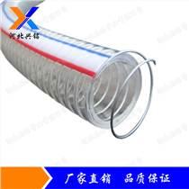 河北興銘供應優質PVC鋼絲增強軟管 PVC透明軟管