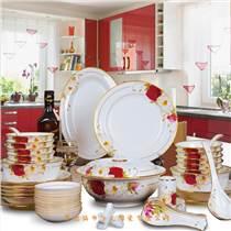陶瓷餐具定做廠家 景德鎮陶瓷餐具禮品