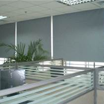 天津河東窗簾廠家 辦公卷簾 遮陽百葉簾 會議室布藝窗