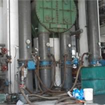 電廠凝汽器清洗工藝流程簡介
