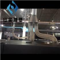 pu钢丝软管,pu钢丝伸缩管,pu透明钢丝伸缩通风管