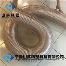 塑料钢丝管,耐磨塑料钢丝管,带钢丝塑料管