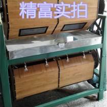 供应JFG-600L双滚筒竹板溜光研磨机,五金镜面光