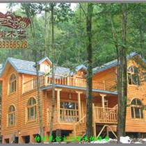 做的最好的景觀園林木屋廠家高端芬蘭木屋價格便宜