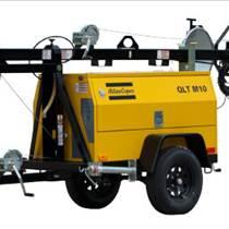 atlascopco應急移動燈車給予高效照明QLT