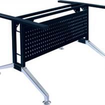 老板辦公桌架鋼腳金屬桌腿臺架主管經理桌臺架大班臺桌架