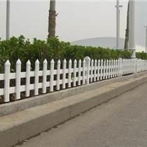 河北秦皇岛绿化护栏生产塑钢护栏彩色PVC护栏