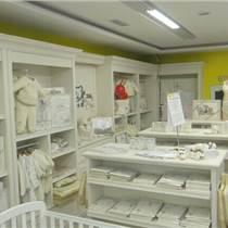 成都童装展柜制作厂定做成都童装店展示柜