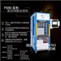 北京伺服液壓機,軸承液壓機