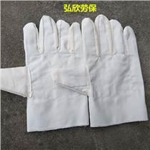 潛山斜紋手套廠 斜紋布手套 斜紋布帆布防護手套