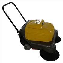 威德爾手推式電動掃地機候車候機廳清潔專用掃地機