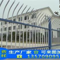 锌钢护栏诚信经营 湛江围墙围栏安装 汕尾铁艺院墙防护