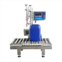 機油稱重灌裝機 尾氣凈化液定量稱重灌裝機
