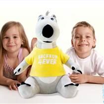 哈一代電動智能玩具怎樣丨逗笑貝肯熊智能玩具備受用戶歡