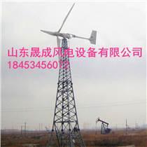 晟成垂直軸永磁低轉速風力發電機3000w 環保節能型