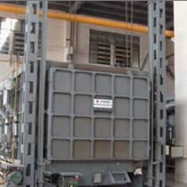 燃氣式臺車爐,燃氣式熱處理爐