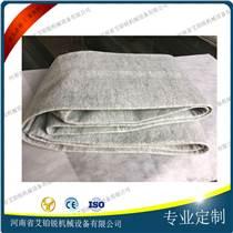 厂家直供 批量针刺毡滤袋  除尘布袋厂家  除尘针刺