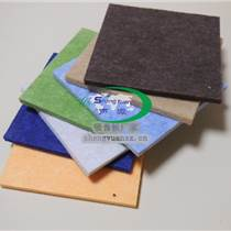 大量供應聲源優質環保防撞審訊室聚酯纖維吸音板價格